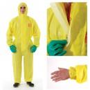 Microchem 3000 Plus 내화학복 (이중잠금)